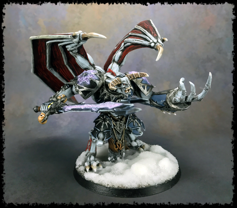 Ghostwrath - Daemon Prince #10