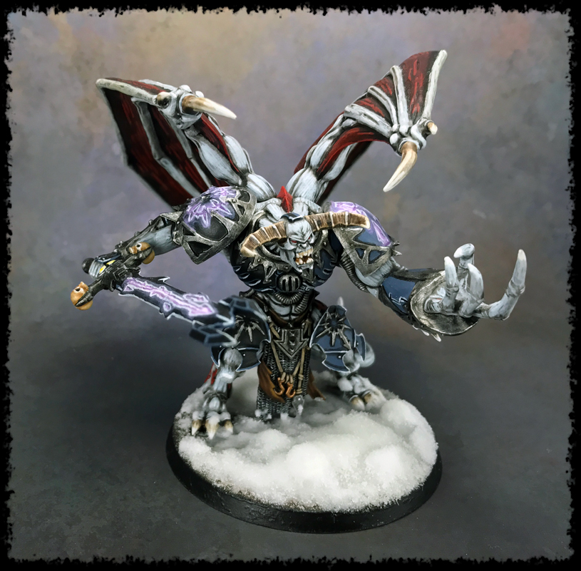 Ghostwrath - Daemon Prince #11