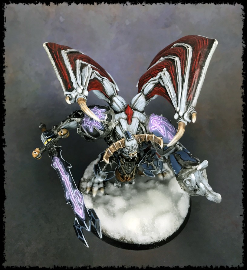 Ghostwrath - Daemon Prince #2