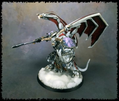 Ghostwrath - Daemon Prince #3