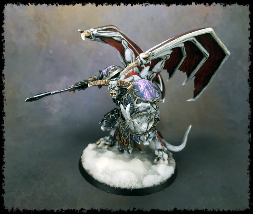 Ghostwrath - Daemon Prince #3