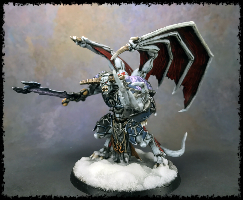 Ghostwrath - Daemon Prince #4
