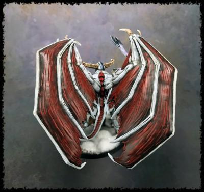 Ghostwrath - Daemon Prince #7