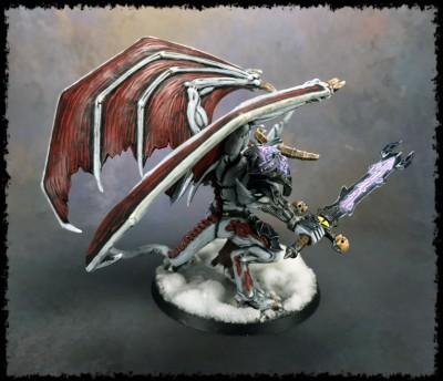 Ghostwrath - Daemon Prince #8