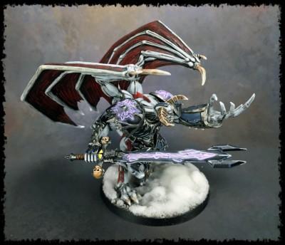 Ghostwrath - Daemon Prince #9