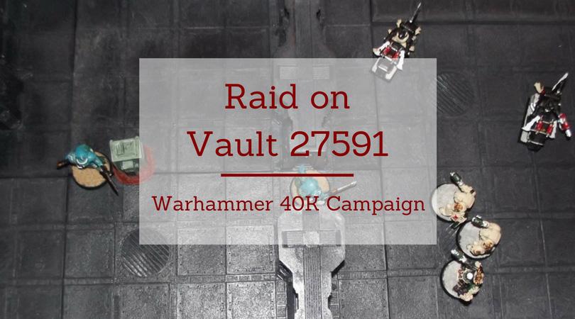 Raid on Vault