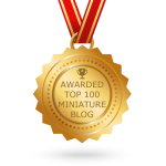 Top 100 Miniature Blogger