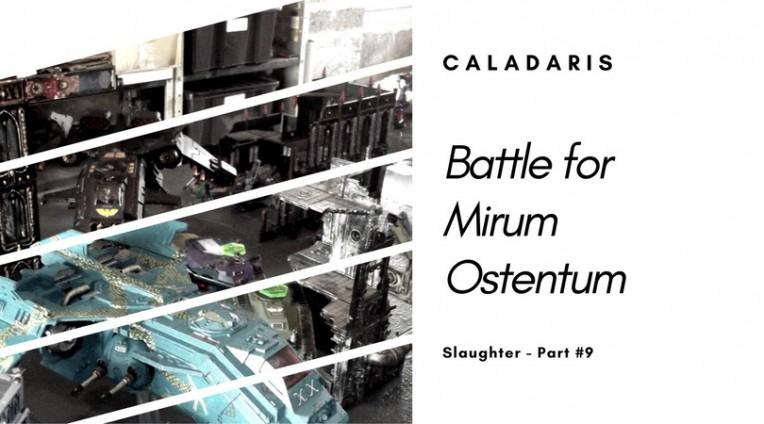 Battle for Ostentum