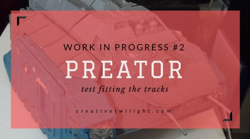 Praetor Work in Progress #2