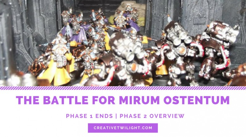The Battle For Mirum Ostentum - Part #7