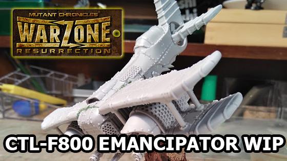 Warzone Resurrection Emancipator