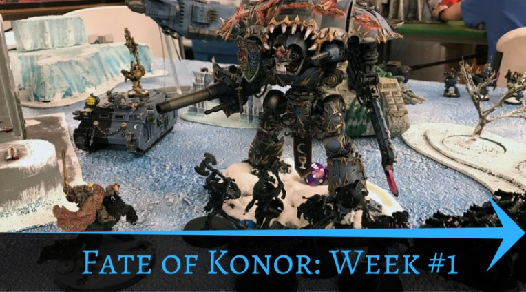 Fate of Konor - Week #1