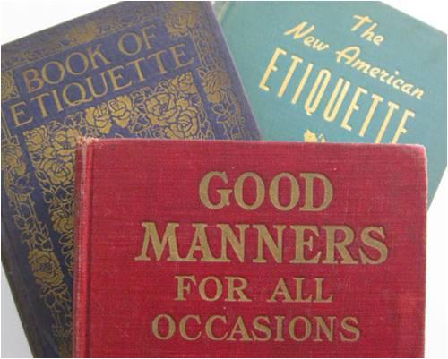 Vintage Etiquette Image 11