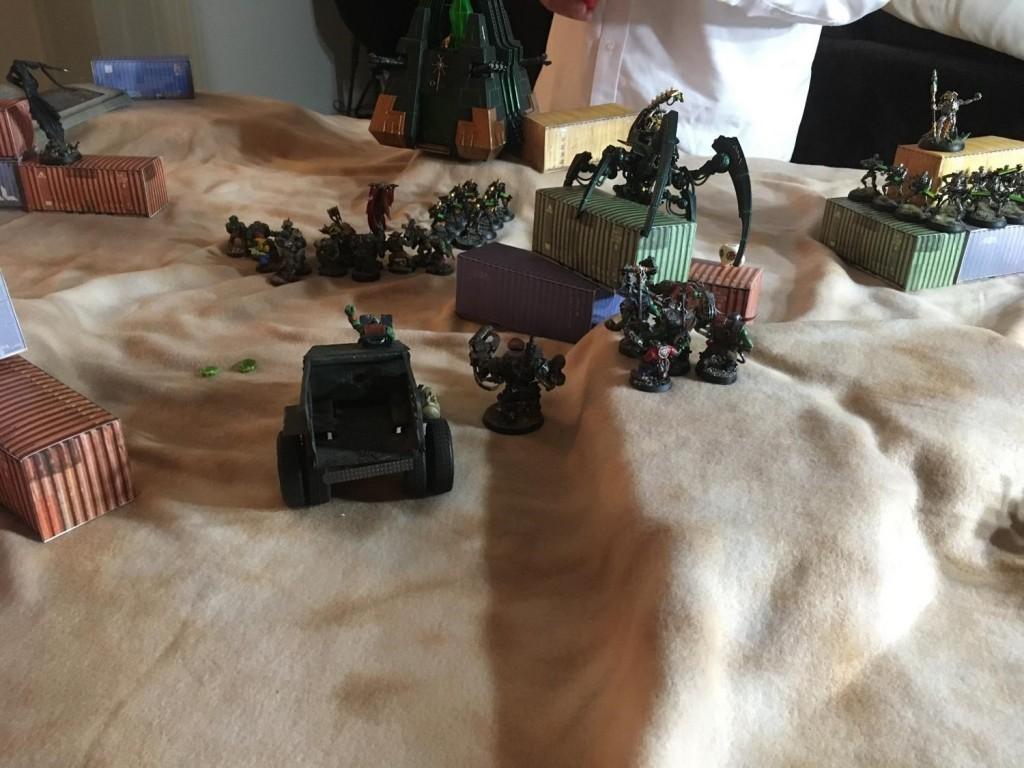 Cheap  U0026 Easy Wargaming Table With Simple Diy Terrain