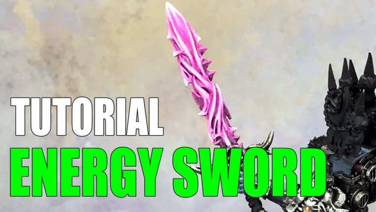 Energy Sword Tutorial