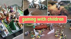 Miniature Gaming with Children