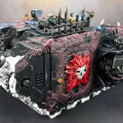 Chaos Land Raider Painted #10