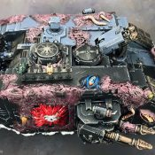 Chaos Land Raider Painted #13