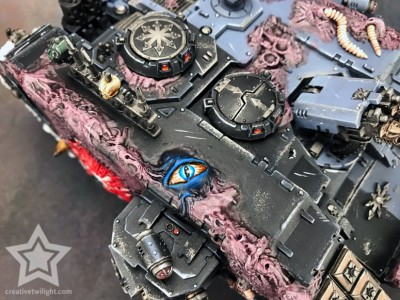 Chaos Land Raider Painted #15