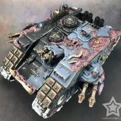 Chaos Land Raider Painted #4