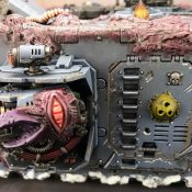 Chaos Land Raider Painted #6