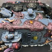 Chaos Land Raider Painted #7