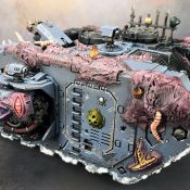 Chaos Land Raider Painted #8