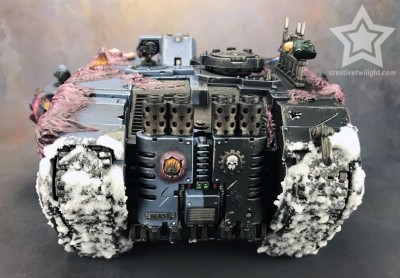 Chaos Land Raider Painted #9