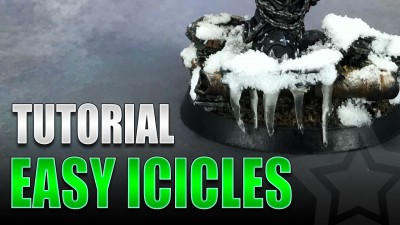 DIY Miniature Icicles