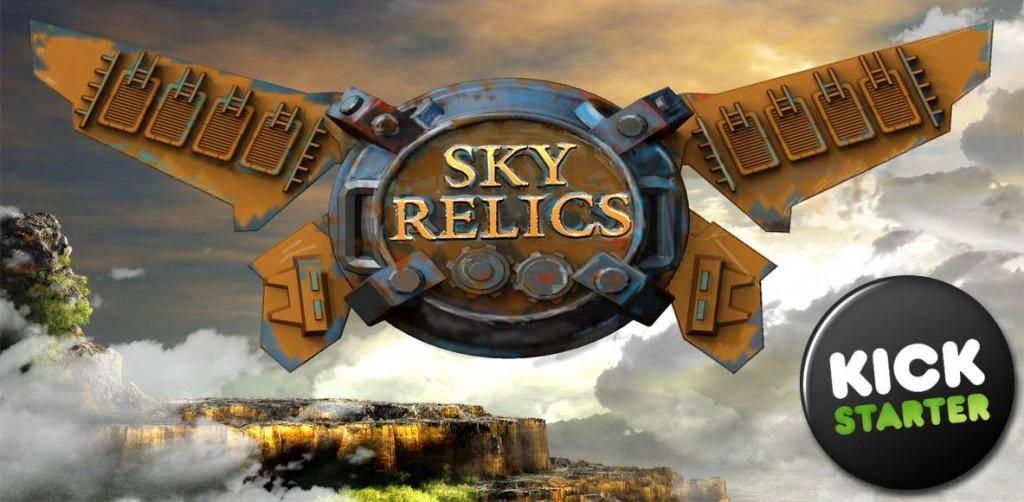Sky Relics Kickstarter