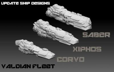 Valdian Fleet