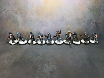 Chaos Cultists #1-2