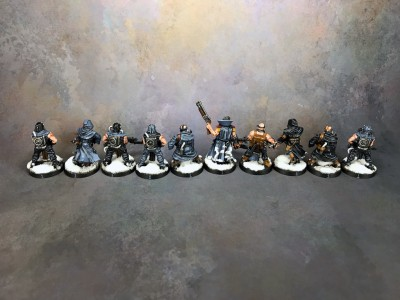 Chaos Cultists #1-3
