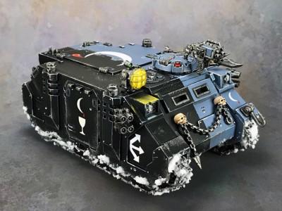 Chaos Rhino #1-8