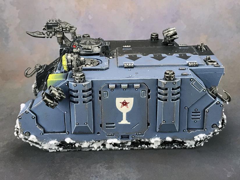 Chaos Rhino #2-3