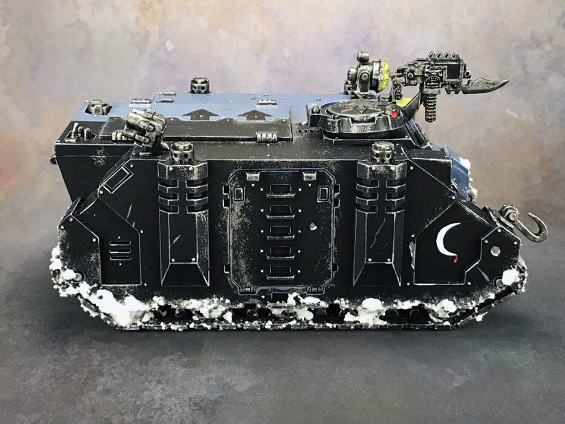 Chaos Rhino #2-7