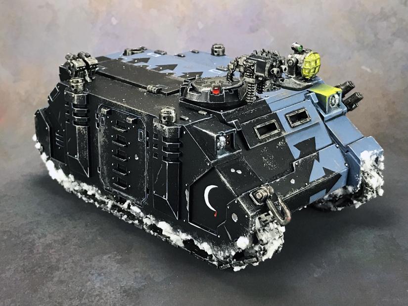 Chaos Rhino #2-8
