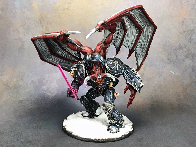 Daemon Prince Painting Showcase