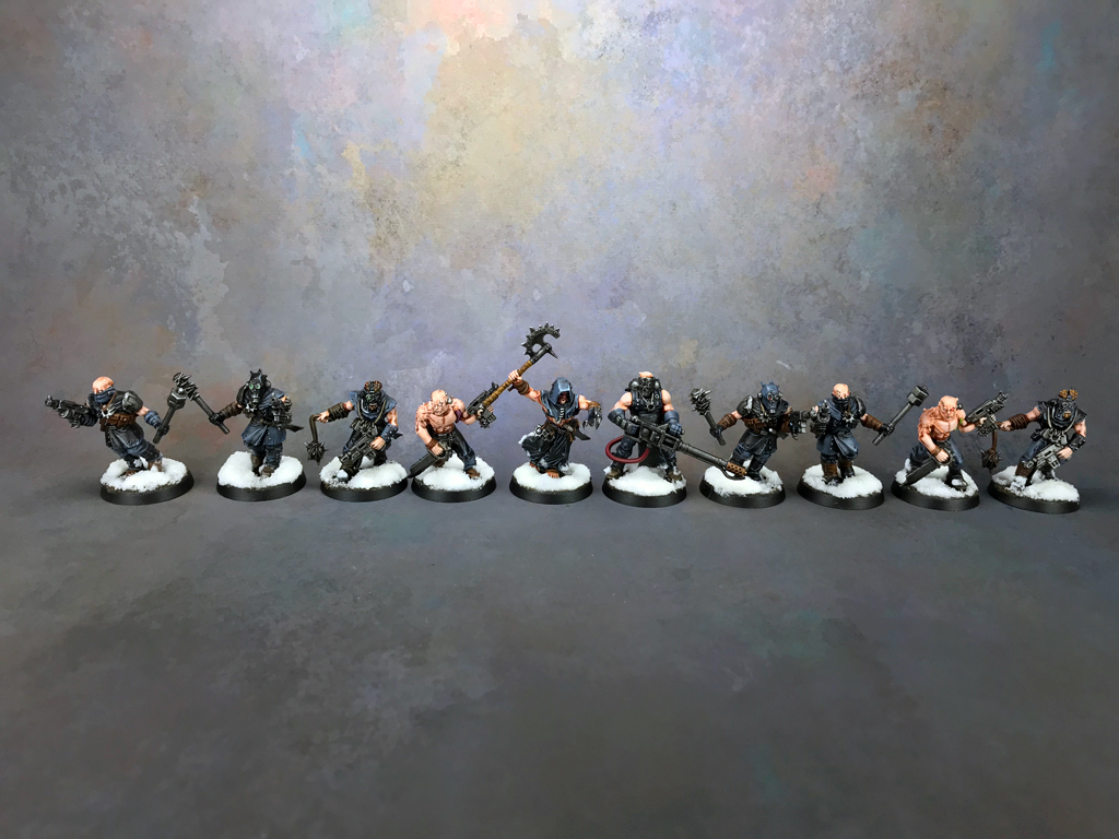 Chaos Cultists #2-1