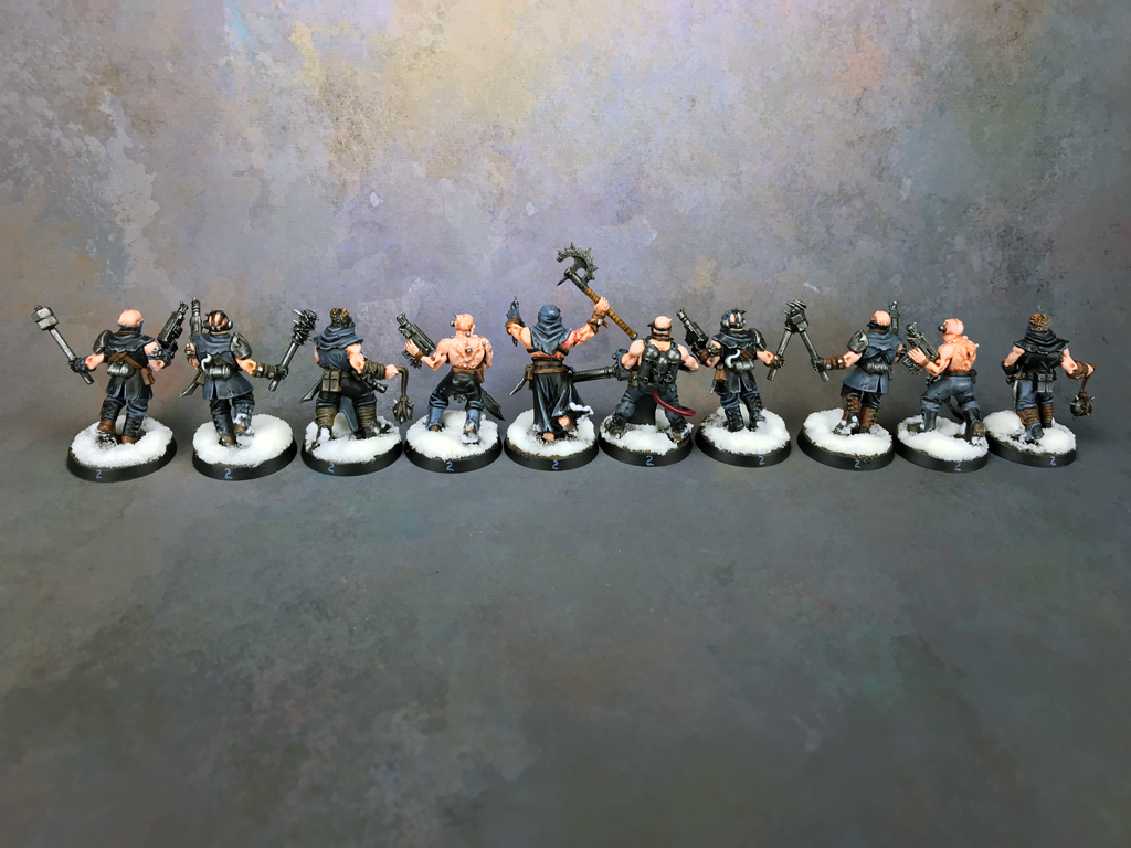 Chaos Cultists #2-3