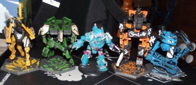 Giant Killer Robots #2