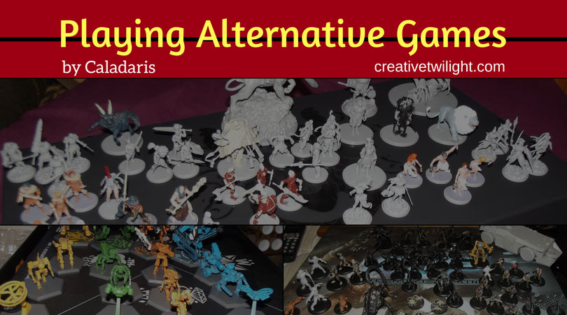 Playing Alternative Games