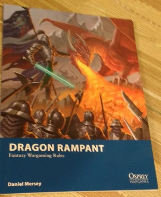 Dragon Rampant Cover