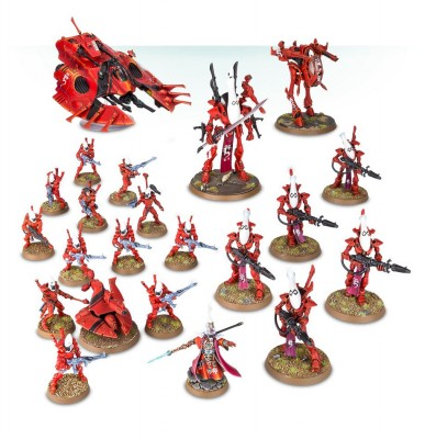 Craftworlds Army