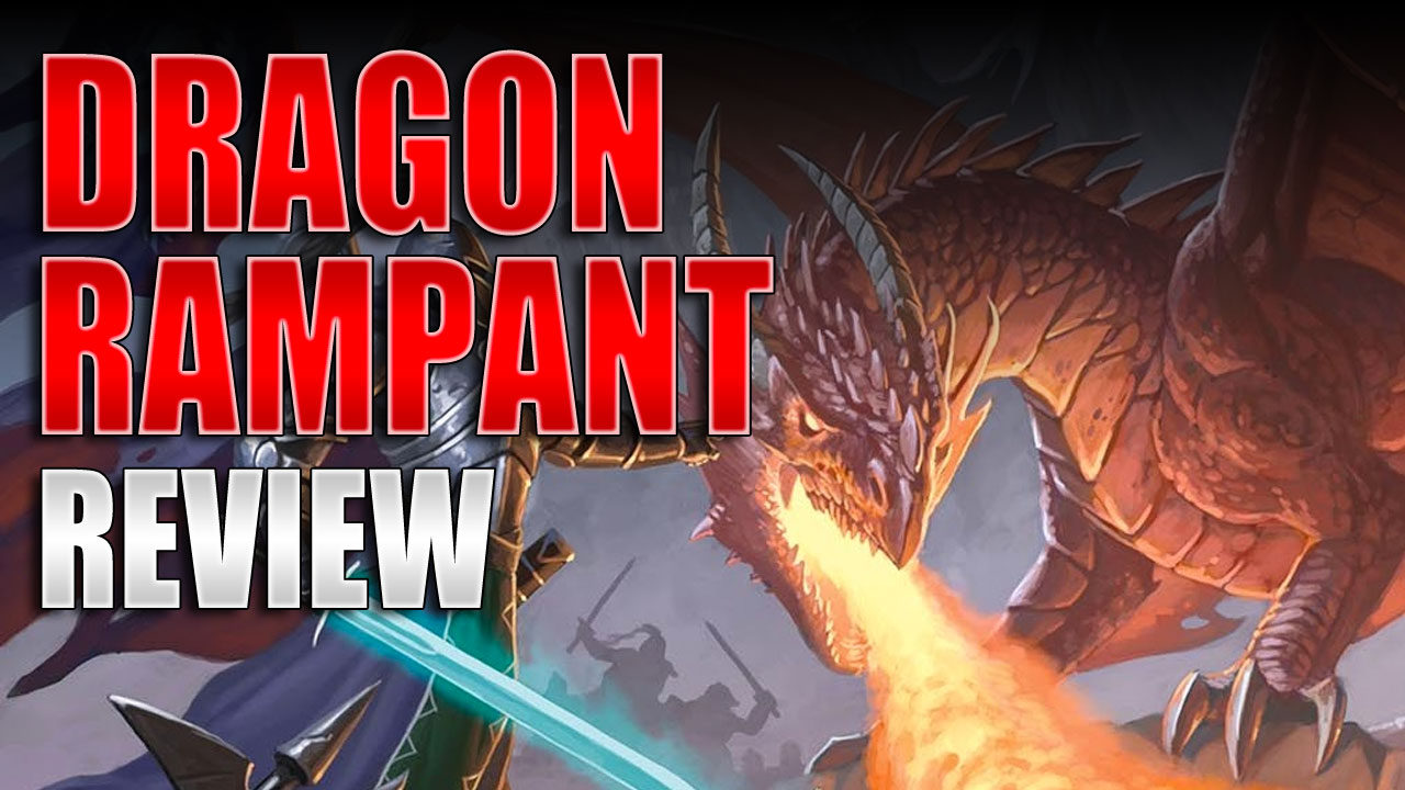 Dragon Rampant Review