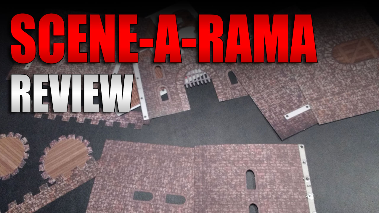 Scene-A-Rama Review