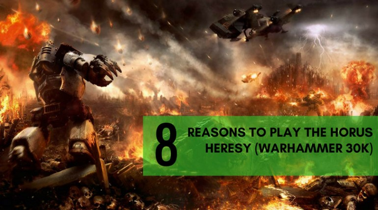 Why Play the Horus Heresy?