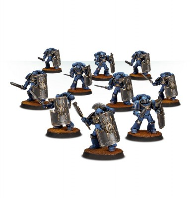 Ultramarines Breachers