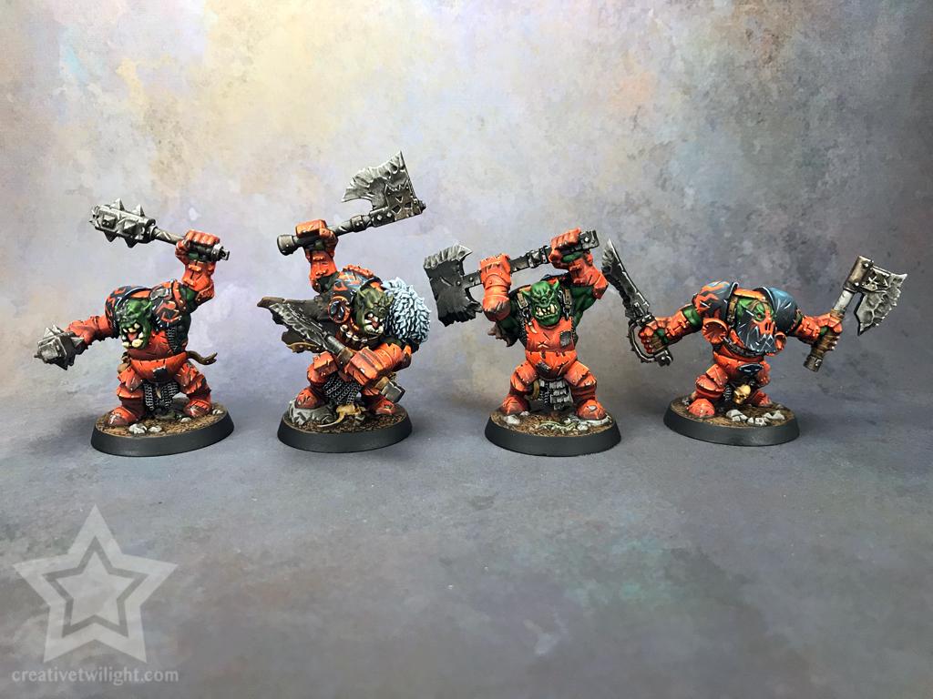 Ironskull's Boyz #1