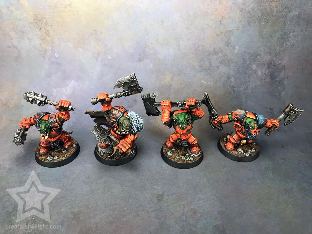 Ironskull's Boyz #2